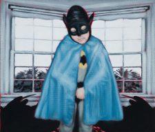 all_dressed_up_im_bat_im_bat-maleri-painting-goje-rostrup-2010