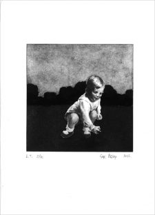 Untitled, 2012, Print/Photogravure, 24,5 x 34 cm
