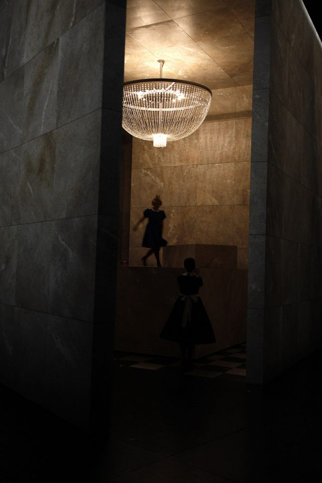 SNEHVIDES SPEJL/ SNOW WHITE'S MIRROR, Den Jyske Opera/ Danish National Opera, 2011, Photographer: Anders Bach