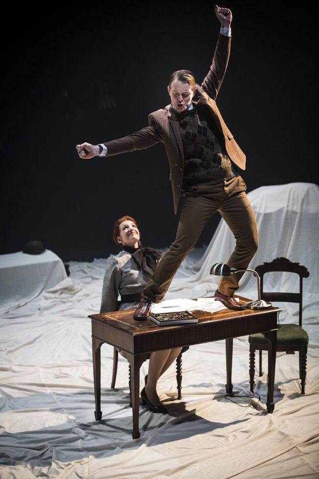 DR. JEKYLL'S ADVOKAT, Den Fynske Opera, 2014, Photographer: Skovdal & Skovdal