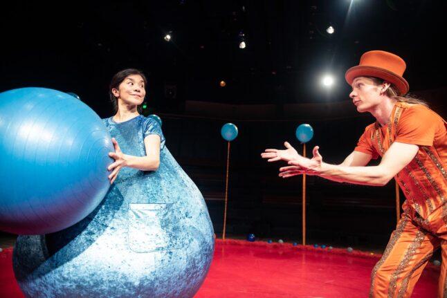 Gøje Rostrup - STOP OP, HOP Gazart Teater, 2021